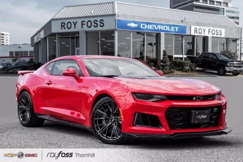 New 2019 Chevrolet Camaro ZL1 RWD 2dr Car