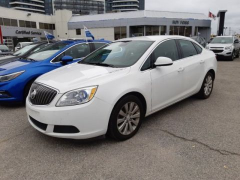 Certified Pre-Owned 2016 Buick Verano Convenience 1 FWD 4dr Car
