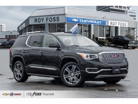 Certified Pre-Owned 2017 GMC Acadia Denali AWD Sport Utility