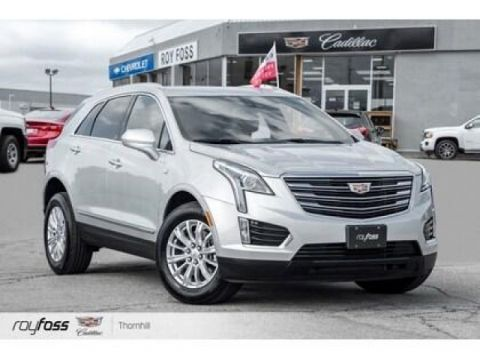 Certified Pre-Owned 2019 Cadillac XT5 FWD FWD Sport Utility