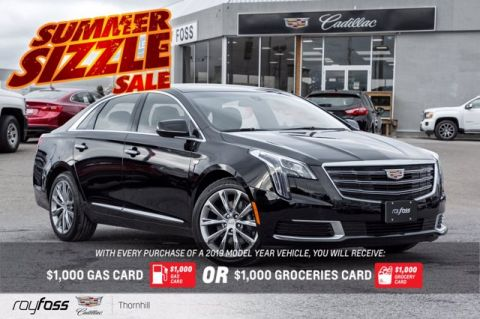 New 2019 Cadillac XTS Livery Package FWD 4dr Car