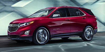New 2020 Chevrolet Equinox LT FWD Sport Utility