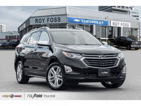 Certified Pre-Owned 2019 Chevrolet Equinox Premier AWD Sport Utility