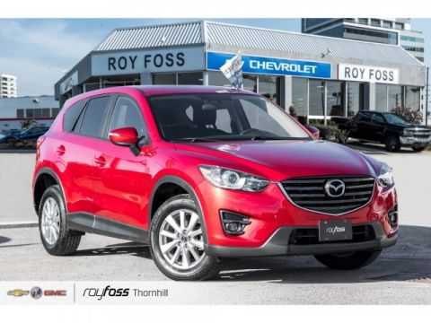 Pre-Owned 2016 Mazda CX-5 GS AWD Sport Utility
