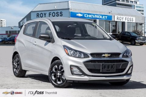 New 2020 Chevrolet Spark LS FWD Hatchback